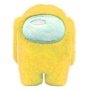 10CM Spielfigur Among Us Klang Weiche Plüschtiere Figuren Gefüllte Puppen XMAS Kinder Geschenke - Gelb