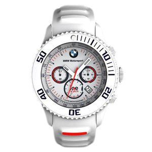 ICE-WATCH BM.CH.WE.BB.S.13 BMW-Motorsport White Big Big Herren Chronograph