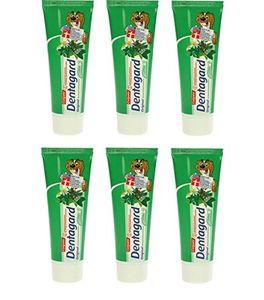 Dentagard Original Zahnpasta 6er Pack 450ml
