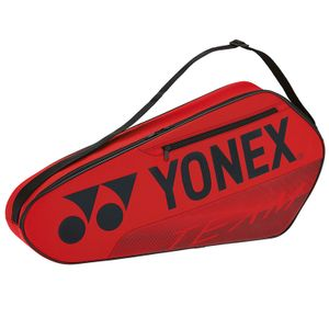 Yonex Team Series Tennistasche 3R Rot