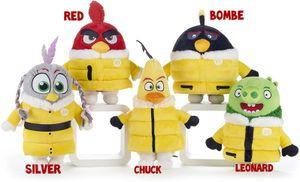 Angry Birds 2 - Silver im Schneeanzug - Plüschtiere - 35 cm kuscheltiere