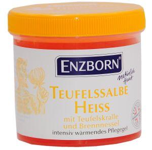 Enzborn Teufelssalbe HEISS Pflegegel 200 ml