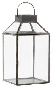 IB Laursen ApS -Laterne Norr m/schrägem Glastop