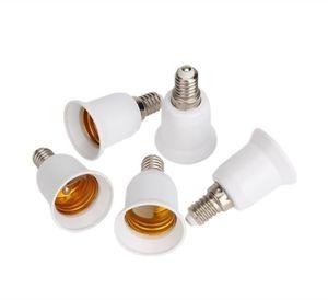 4x Lampensockel Adapter E14 auf E27 Fassung Stecker Glühbirne Konverter Lampe