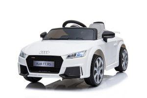 Audi Tt Rs Cabrio mit Fernbedienung Usb und Mp3 Anschluss 2x30W Motoren und 12V