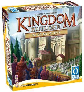 Kingdom Builder Erweiterung Nomaden