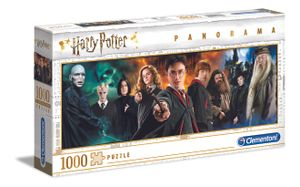 Clementoni 61883 Harry Potter 1000 Teile Panorama Puzzle