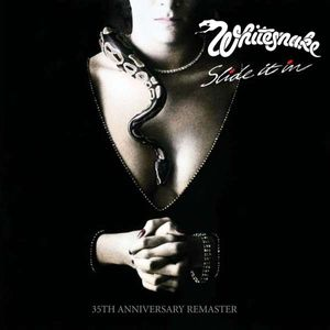 Whitesnake - Slide It In (35th-Anniversary-Special-US-Remix-Edition) -   - (CD / Titel: Q-Z)