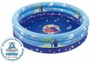 Kinderpool Pool Planschbecken Käpt´n Blaubär Pool 145X35Cm