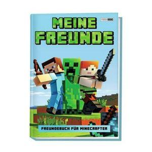 Minecraft - Freundebuch für Minecrafter Freundschaftsbuch