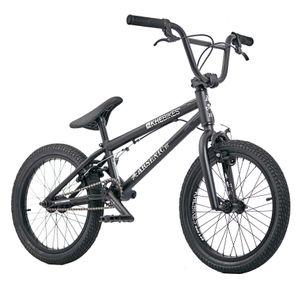 KHE ARSENIC 18 Zoll BMX Rad 10,1kg! schwarz