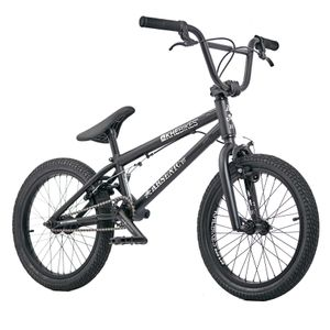KHE ARSENIC 18 Zoll BMX Rad 10,1kg! schwarz - verfügbar ab ca. 18.05.