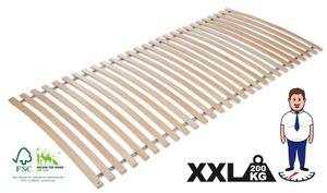 Lattenrost, Rollrost, rahmenlos 90x200cm, Birke  - XXL,  100%
