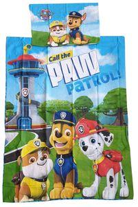 Paw Patrol Kleinkind Babybettwäsche Set 100x135 40x60cm Duvet Schlafzimmer