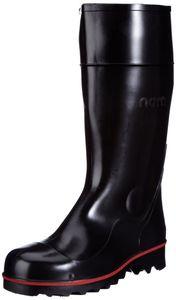 Gummistiefel NORA Mega-Jan, schwarz, Größe 44