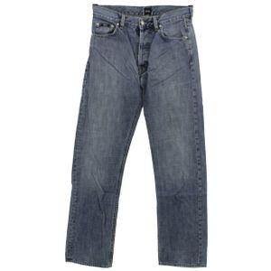 #5473 Hugo Boss, Scout,  Herren Jeans Hose, Denim ohne  Stretch, blue stone, W 32 L 32