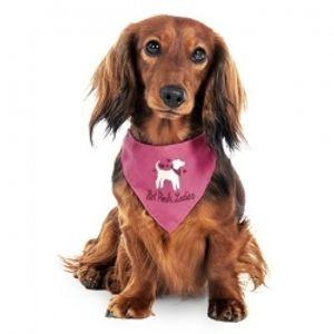 Karlie - Halstuch Hot Pink Lady M, 1030671