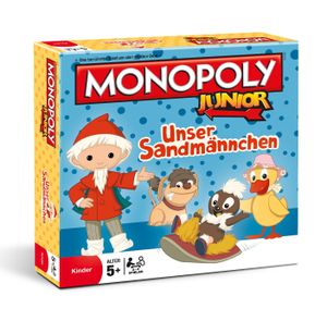 Monopoly Junior Unser Sandmännchen