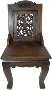 Stuhl Stühle Antik Style Holz Burma Chinesische Möbel China Neu Asien Asia '5