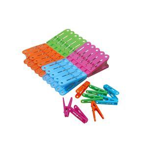 MINI Wäscheklammern 20 Stück in 4 Farben