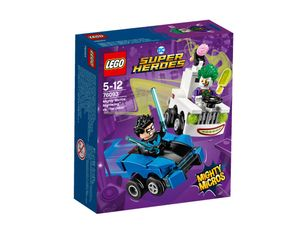 LEGO® DC Universe Super Heroes™ Mighty Micros: Nightwing™ vs. The Joker™ 76093
