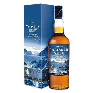 Talisker Skye Single Malt Scotch Whisky in Geschenkpackung | 45,8 % vol | 0,7 l