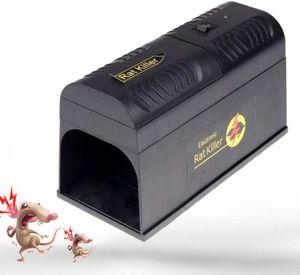 Elektrisch Mausefalle Mausfänger Rattenfalle Mäuseloch Maus Führen Köder Fänger Rattenfallen-Mörder