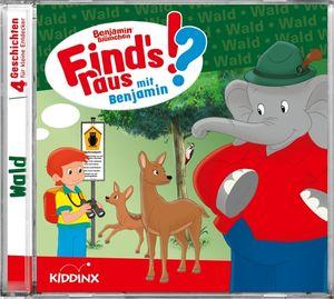 Benjamin Blümchen - Finds raus mit Benjamin - CD