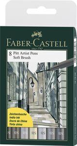 Tuschestift Pitt Artist Pen SB 8x