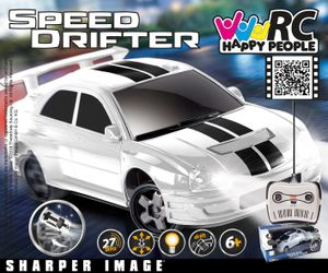 Happy People, Speed Drifter
