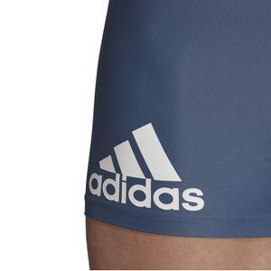 adidas Badehose Herren Infinitex Boxer Badeshort, Farbe:Schwarz, Größe:6