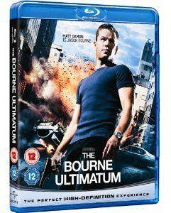 The Bourne Ultimatum [Blu-ray] [UK Import]