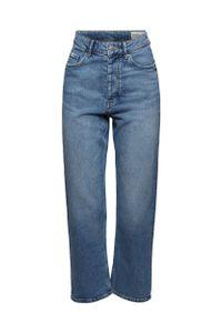 EDC Women Jeans, Farbe:BLUE LIGHT WASH, Größe:31/26