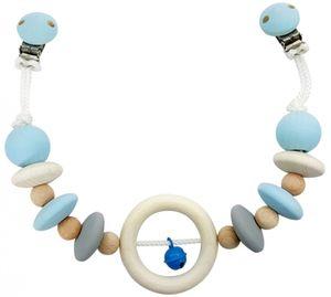 Babyspielzeug Kinderwagenkette Ring blau BxLxH 490x35x70mm NEU