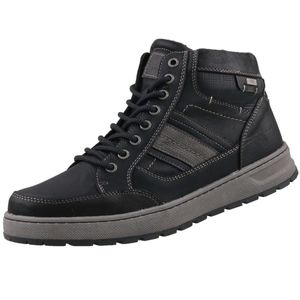TOM TAILOR TEX Herren High-Top Sneaker gefüttert Schwarz, Schuhgröße:EUR 43