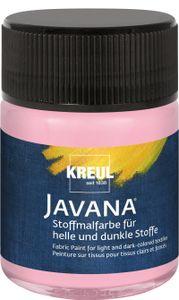 Javana Stoffmalfarbe für helle und dunkle Stoffe Rosé