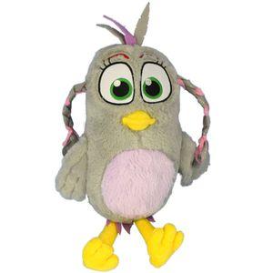 Angry Birds Silver 25cm Plüschfigur Plüsch Kuscheltier Puppe Stofftier