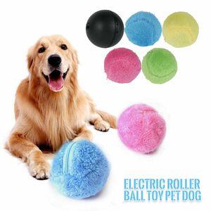 Melario Automatische Roller Ball Spielzeug Haustier Hund Katze elektrisches Spielzeug