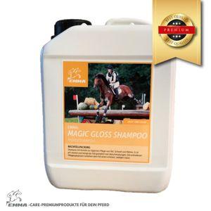 Pferde Shampoo, Pferdepflege für Fell-, Mähne und Schweif Premium du sparst 30%  2,5L (9,57 EUR / l)
