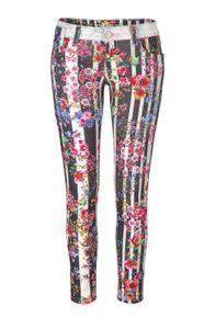 Blue Fire Co. Damen Marken-Jeans, bunt, 29 inch, Größe:31