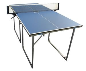 JOOLA Tischtennis Tisch Midsize, blau, TT-Tisch im Kleinformat