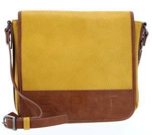 ESPRIT Minnesota T. Shoulder Bag Brass Yellow
