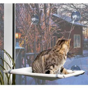 Karlie Flamingo Window Lounger Deluxe Katzenliege