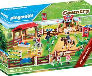PLAYMOBIL, Großer Reitturnierplatz, Country, 70337