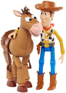 Toy Story 4 2er-Pack Woody & Bully Abenteuerset