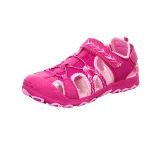 Sneakers Kinder Sandale M-20-001-FU Pink