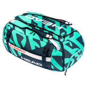 Head Gravity r-PET Duffle Bag 12R Tennistasche