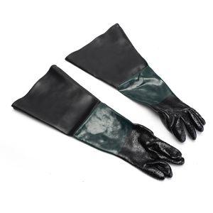 1 Paar Sandstrahlhandschuhe Handschuhe 60cm für Sandstrahlkabine Sandstrahlgerät