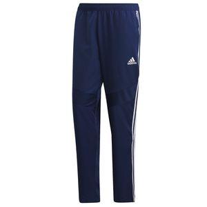 adidas Jogginghose Herren 3 Streifen, Größe:L, Farbe:Blau