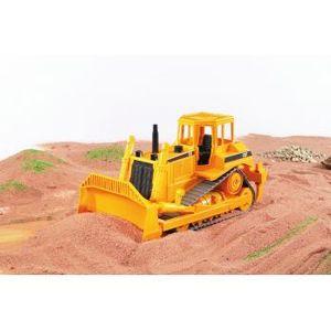 bruder Caterpillar  Bulldozer L 40 x B 18 x H 19,5 cm, Maßstab 1:16